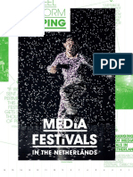 Mapping Mediafestivals in the Netherlands