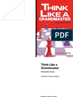 Alexander Kotov - Think Like a Grandmaster.pdf