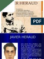 JAVIER HERAUD.pptx