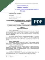 ley_30364 CONTRA  VIOLENCIA A MUJER GRUPO FAMILIAR 23 NOVIEMBRE 2015.pdf