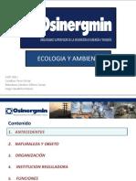 OSINERGIM ECOLOGIA