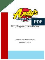 Employee Handbook (1.1.15 Version)