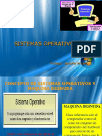 II Clase Sistemas Operativo