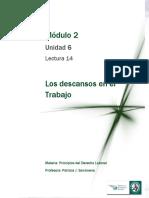 Lectura 14 - Los Descansos en el Trabajo.pdf