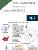 Diseño Urbano de tacna