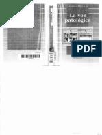 309457337 Jackson Menaldi La Voz Patologica PDF