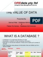 Day 2-ValueOfData 201302