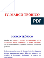 IV. Marco Teórico