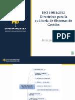 Presentación ISO 19011 2011