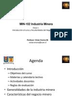 MIN-102 Clase 1