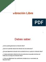 5 Dinamica Vibracion Libre