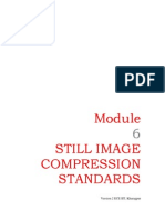 Still Image Compression Standards
