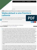 Visita Virtual a Una Frontera