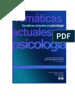 Tema Ticas Actuales en Psicologi a 1