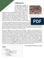 Biota Del Periodo Ediacárico