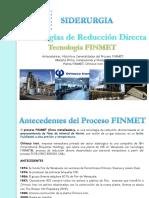 Unidad 3.2 Tecnologías de RD (FINMET)