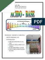 Acido Base informe