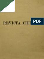 1875, Revista Chilena