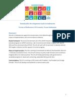 2015 SDGs Framework Indonesia