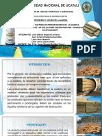 Unidad 3_Clase 4_Principales Sustancias Preservadoras de La Madera