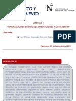 Optimizacion Economica de Explotaciones a Cielo Abierto