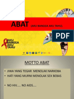 ABAT (HIV & TB) dan PHBS.ppt
