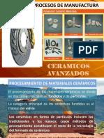 Procesamiento de Materiales Cerámicos Avanzados