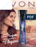 Folheto Avon Cosméticos - 17/2017