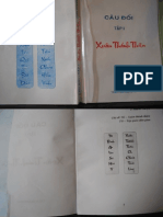 Sách Câu Đối - Trần Quang Chu
