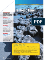 ES Ch. 14 Geologic Time