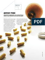 Bloomberg - Bitter Pills; Antioxidant Supplements Jan2007