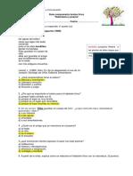 Guía comprensión textos lírico-8º
