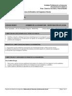 ProgramaInvestigacionAplicada. Formato 2015_Vespertinodoc.doc