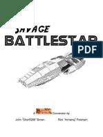 Savage Worlds - Battlestar Galactica