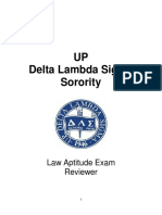 Up Lae Reviewer Pdf