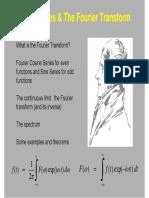 Fourier Transforms Rick Trebino