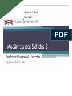 Aula 04 - Exercicios Estado Plano de Tensoes.pdf
