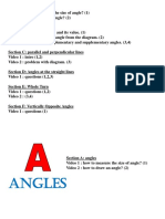Chapter 9 Lines and Angles I