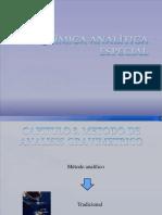 QUÍMICA ANALÍTICA ESPECIAL CAP4 GRAVIMETRIA.pptx