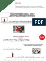 Presentacion Marca Coca Cola