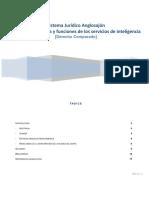 Estructura Funciones Serv Inteligencia SIST JURIDICO ANGLOSAJON