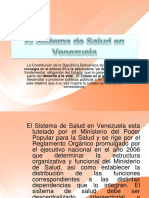 SISTEMA DE SALUD EN VENEZUELA.ppt