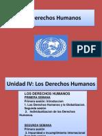 1.Los Derechos Humanos