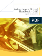 2017 regina Drivering license Handbook