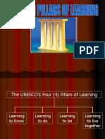 thefourpillarsoflearning-130705103858-phpapp01