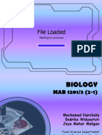 1 Biology Course-Contract 2013