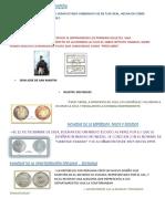 Monedas de La Emancipación