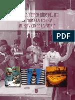 75 Años IPN Poner La Tecnica Al Servicio Tomo_II