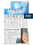 Juxt India Online and India Mobile - Financial Express Coverage