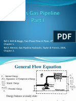 Gas Pipeline I